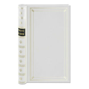 Pioneer BDP-35 Spiral 4x6 Photo Album White (Same Shipping Any Qty)