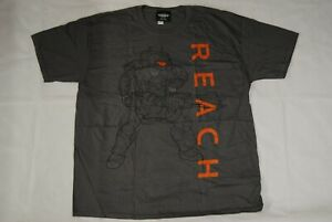 HALO REACH NOBLE SOLDIER T SHIRT NEW OFFICIAL LEVEL UP WEAR XBOX 360 SHOOTER