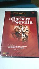"DVD ""ROSSINI EL BARBERO DE SEVILLA"" MICHAEL HAMPE CECILIA BARTOLI DAVID KUEBLER"