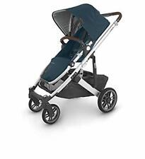 Uppababy Kid's Cruz V2 Standard Stroller - Blue/Green