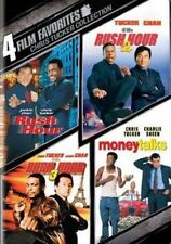 DVD NTSC 1 Chris Tucker Collection 4 Film Favorites 2 Discs
