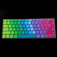 Keyboard Cover Skin US Model Rainbow For Macbook Air 13''|Macbook Pro 13'' 15''