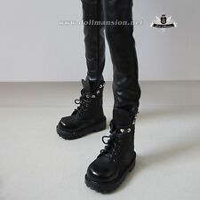 1/3 BJD Military Boots SD13 Dollfie EID MID DOD AOD DZ Shoes Men Punk boots 0736