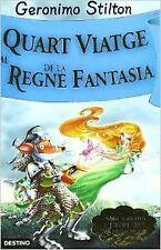 Quart viatge al Regne de la Fantasia. ENVÍO URGENTE (ESPAÑA)