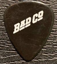 BAD COMPANY #1 TOUR GUITAR PICK