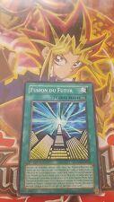 Carte Yu-Gi-Oh! Fusion du Futur DP04-FR023 1st Commune Française / french future