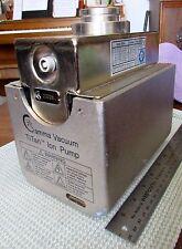 Gamma Vacuum Titan Variable Element Ion Pump 40S Body DI Element