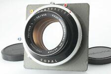 [Near Mint] Fuji Fujinon L 300mm f/5.6 Copal Shutter Lens From JAPAN 1503