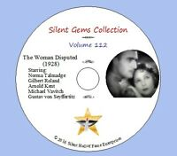 "DVD ""The Woman Disputed"" (1928) Norma Talmadge, Gilbert Roland, Classic Drama"