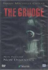 Dvd video **THE GRUDGE ♦ NON PERDONA NON DIMENTICA** nuovo sigillato 2004