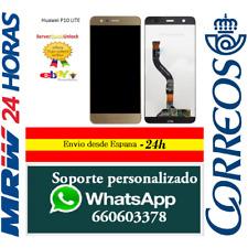 Pantalla Original Completa para Huawei P10 Lite Dorada Tactil + Lcd Dorado Oro