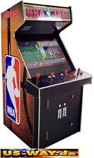 "G-41940 Classic Arcade Retro TV Video Spielautomat Standgerät 32"" LCD Bildschirm"