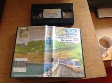 HST West Exeter to Plymouth by train - vhs video