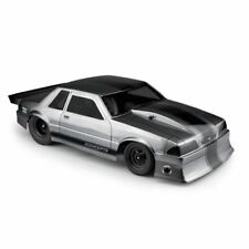 J Concepts - 1991 Ford Mustang Fox Clear Body for Short Course Trucks