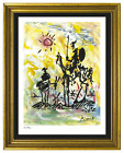 """Pablo Picasso """"Don Quixote"""" Signed & Hand-Numbered Ltd Ed Print (unframed)"""