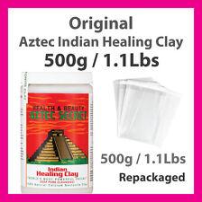 Aztec Secret Indian Healing Clay 500g / 1.1 Lb Bentonite Clay