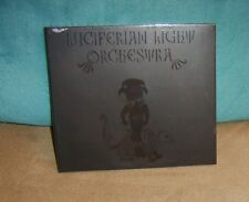LUCIFERIAN LIGHT ORCHESTRA Black EP Digipak MCD 2016 Svart Records THERION Neu**
