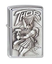 Zippo Lighter ● Viking Wikinger Thor Emblem ● 1300098 ● Neu New OVP ● A93