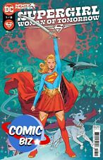 SUPERGIRL WOMAN OF TOMORROW #1 (2021) 1ST PRINTING EVELY MAIN COVER DC COMICS