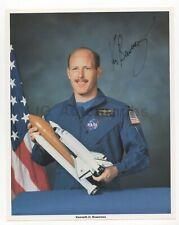Ken Bowersox - Nasa Astronaut - Signed Official Nasa 8x10 Photograph