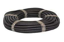 Flexibles Wellrohr M28 50 m Schwarz Ring Elektrorohr Schutzrohr Leerrohr