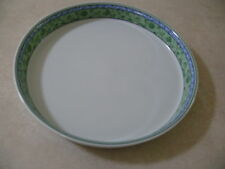 Wedgood Home Round Pie Quiche Baking Serving Tray Watercolour design as new