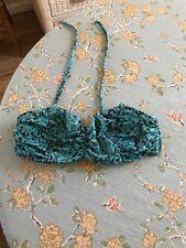 Vintage Newport New Size 12 Floral Bikini Padded