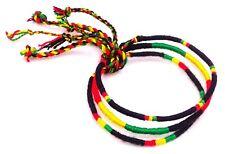 Rasta Amitié Irie Bracelet Poignet Negril Reggae Bob Hobo Paix Festival Rgy Bijoux Fantaisie Bracelets