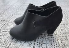 Faux Suede Extra Wide (EEE) Plus Size Boots for Women