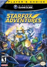 Starfox Adventures Nintendo Gamecube Game Complete