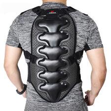 Motorcycle Body Protective Armor Back Support EVA Shell Vertebra Protector HC