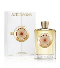 Brand new Atkinsons Rose Rhapsody Eau de Parfum 100ml * Sealed