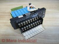 GE Fanuc IC610MDL182A Relay Output Module