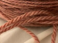 Beautiful Soft Cone of Peruvian 100% Fs Alpaca and Merino Wool Yarn approx 2 lbs