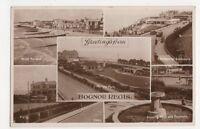 Greetings from Bognor Regis Real Photo Postcard, B072