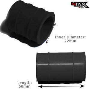 KTM Rubber Exhaust Seal Black 22mm fits 2008 144 SX US