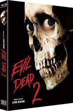 The Evil Dead 2 (2015, Blu-ray) Slip Case Edition / Ii