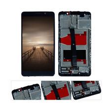 LCD Screen Digitizer Touch+Frame Black For Huawei Mate 9 MHA-L09 MHA-L29 US OK