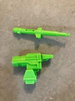 GI Joe accessory//weapon//gun//backpack//missile vintage original replacement parts