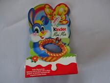 """Ferrero 1er Pack """" Ostern - Kinder Mix - Hase mit Korb und Marien -  ohne Inhalt"""