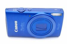 Canon PowerShot ELPH 170 IS / IXUS 170 20.0 MP Digital Camera - Blue