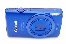 Canon PowerShot ELPH 170 IS / IXUS 170 20.0 MP Digital Camera - Blue