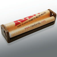 RAW King Size Hemp Coated Plastic Cigarette Rolling Machine 110mm