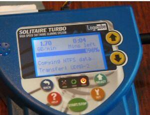 LOGICUBE Solitaire TURBO Portable Hard Drive DUPLICATOR