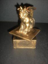 Resin curio box