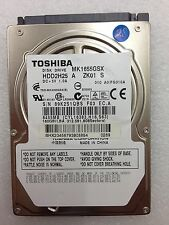 Hard Disk Drive HDD spares parts FAULTY 160GB TOSHIBA MK1655GSX HDD2H25