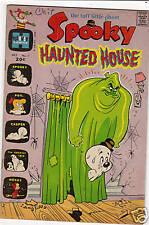 Spooky Haunted House #1 comic 1972 Harvey