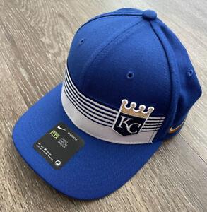 Nike Kansas City Royals MLB Official Team Hat Cap OSFM CZ3281-495 $30