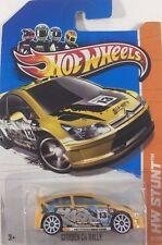 Hot Wheels - Stunt Citroen C4 Rally 2013 - 91/250