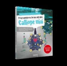 Kleiner Hacker: Programmieren lernen mit  dem Calliope mini (Mängelexemplar Gut)